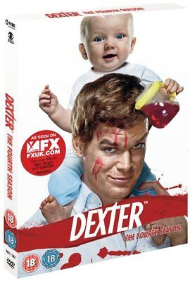 Dexter - Season 4 [DVD] -  CD OSVG The Fast Free Shipping