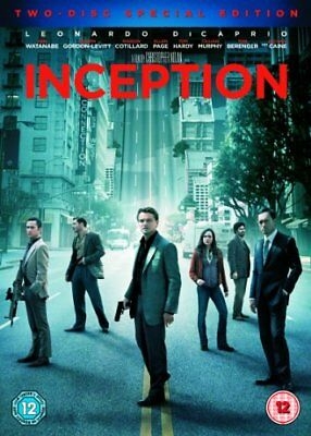 Inception (Two-Disc Special Edition) [DVD] [2010] -  CD 7UVG The Fast Free