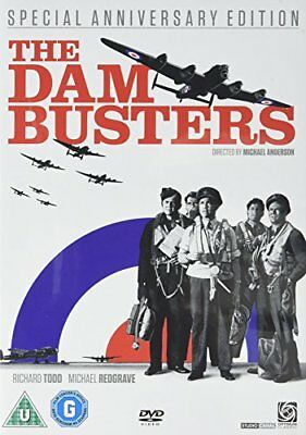 The Dam Busters (Special Edition) [DVD] [1955] -  CD 7YVG The Fast Free Shipping