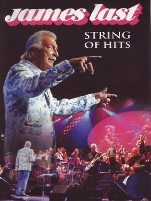 JAMES LAST - String Of Hits [DVD] [2011] - JAMES LAST CD L6VG The Fast Free