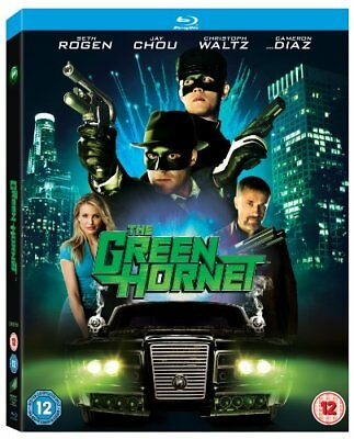 The Green Hornet [Blu-ray] [2011] [Region Free] -  CD 30VG The Fast Free
