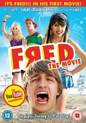 Fred: The Movie [DVD] -  CD TKVG The Fast Free Shipping
