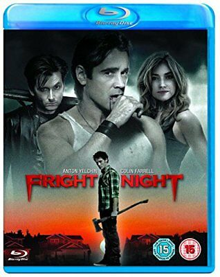 Fright Night [Blu-ray] [Region Free] -  CD 74VG The Fast Free Shipping