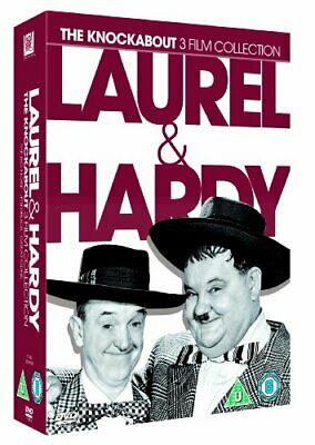 Laurel & Hardy: The Knockabout 3 Film Collection [DVD] [1941] -  CD NUVG The