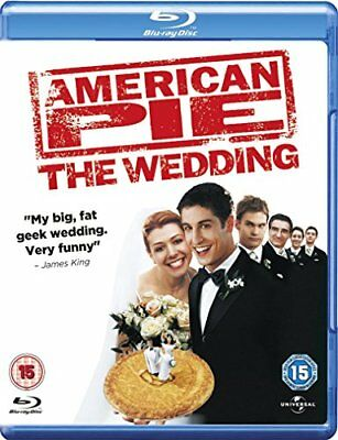 American Pie 3: The Wedding [Blu-ray] [2003] -  CD UYVG The Fast Free Shipping