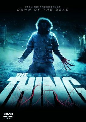 The Thing (2011) [DVD] -  CD IUVG The Fast Free Shipping