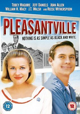 Pleasantville [DVD] [1998] -  CD 7YVG The Fast Free Shipping