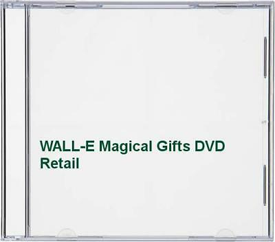 WALL-E Magical Gifts DVD Retail -  CD WGVG The Fast Free Shipping