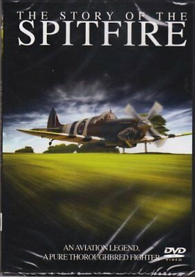 The Story of the Spitfire DVD -  CD WCVG The Fast Free Shipping