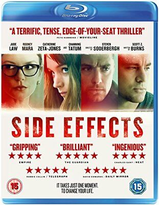 Side Effects [Blu-ray] -  CD N8VG The Fast Free Shipping