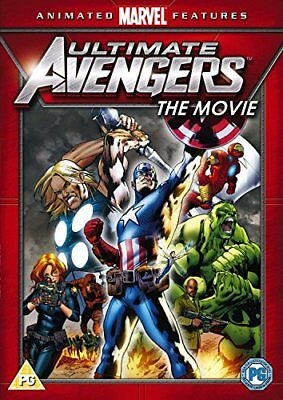 Ultimate Avengers 1 [DVD] -  CD 2IVG The Fast Free Shipping