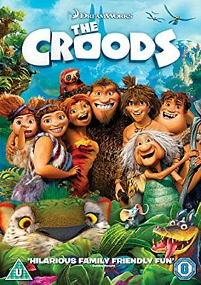 The Croods [DVD] [2013] -  CD IQVG The Fast Free Shipping
