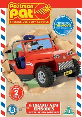 Postman Pat: Special Delivery Service - Series 2 - Volume 2 [DVD] -  CD AGVG The