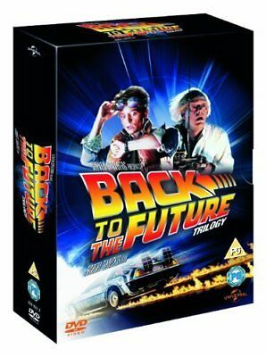Back to the Future Trilogy [DVD] [1985] -  CD K0VG The Fast Free Shipping