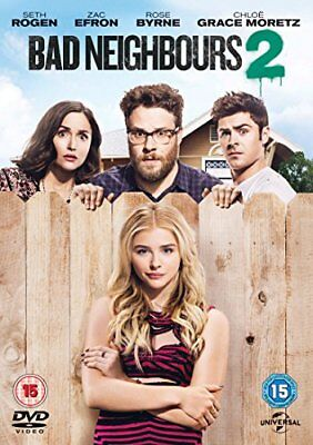 Bad Neighbours 2  (DVD + Digital Download) [2016] -  CD CYVG The Fast Free