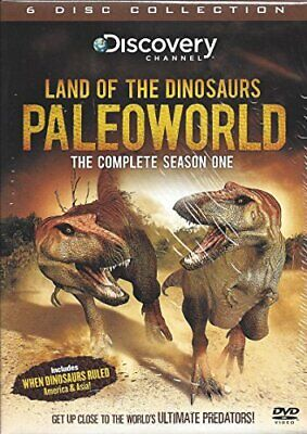 Land of The Dinasours Paleoworld -  CD RCVG The Fast Free Shipping
