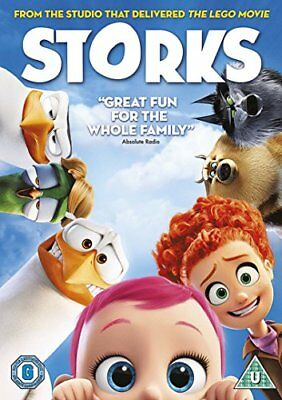 Storks [DVD + Digital Download] [2016] -  CD UBVG The Fast Free Shipping