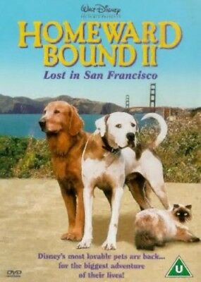 Homeward Bound 2: Lost in San Francisco [DVD] -  CD PUVG The Fast Free Shipping