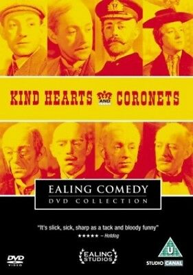 Kind Hearts And Coronets [DVD] -  CD AHVG The Fast Free Shipping