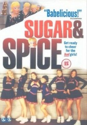 Sugar And Spice [DVD] -  CD 1HVG The Fast Free Shipping