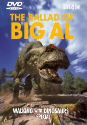 Walking With Dinosaurs - Ballad Of Big Al [2000] [DVD] [1999] -  CD T2VG The