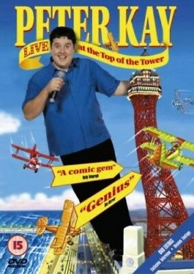 Peter Kay: Live at the Top of the Tower [DVD] -  CD JKVG The Fast Free Shipping