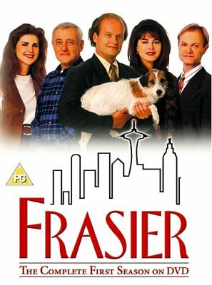 Frasier: Complete Series 1 [DVD] [2003] -  CD BOVG The Fast Free Shipping