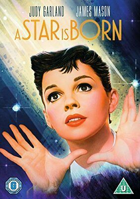 A Star Is Born - 2 Disc Special Edition [DVD] [1954] -  CD X5VG The Fast Free