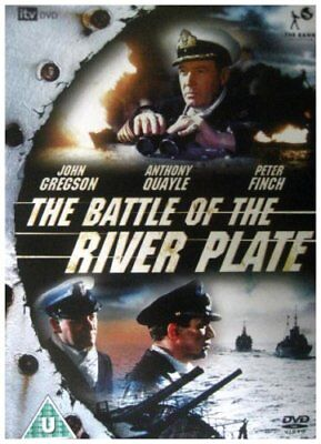 The Battle Of The River Plate [DVD] [1956] -  CD V8VG The Fast Free Shipping