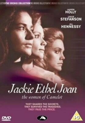 Jackie, Ethel, Joan - The Women Of Camelot [DVD] -  CD 0OVG The Fast Free