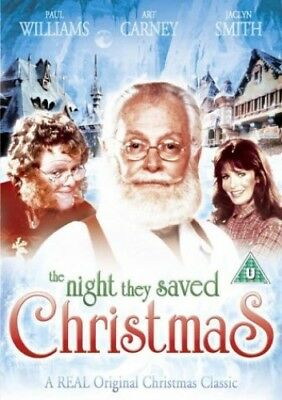 The Night They Saved Christmas [DVD] -  CD RCVG The Fast Free Shipping