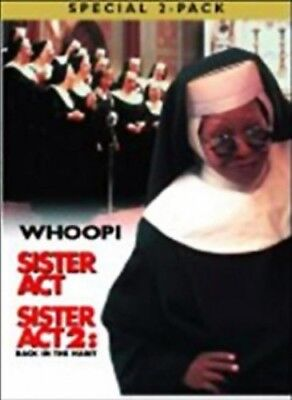 Sister Act/Sister Act 2 - Back In The Habit [DVD] [1994] -  CD 0AVG The Fast