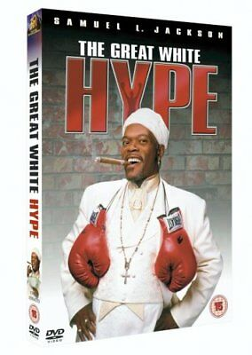 The Great White Hype [DVD] -  CD 02VG The Fast Free Shipping