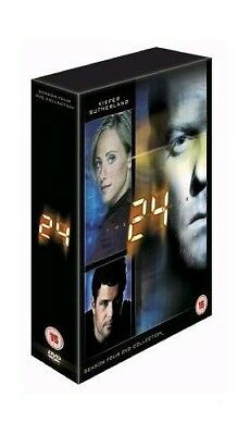 24: Season Four DVD Collection [DVD] -  CD OEVG The Fast Free Shipping
