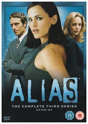 Alias - Complete Season 3 [DVD] -  CD ZMVG The Fast Free Shipping