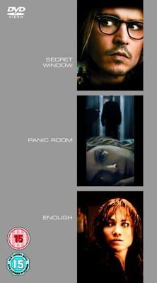 Secret Window/Panic Room/Enough [DVD] -  CD CEVG The Fast Free Shipping