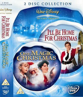 I'll Be Home For Christmas/One Magic Christmas [DVD] -  CD OEVG The Fast Free