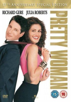 Pretty Woman (15th Anniversary Special Edition) [DVD] [1990] -  CD NMVG The Fast