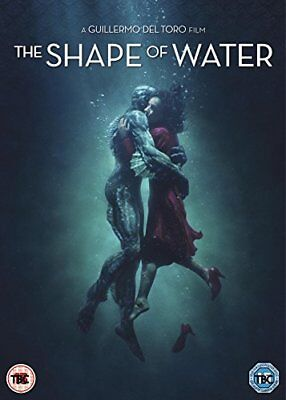 The Shape of Water [DVD] [2018] -  CD 5TVG The Fast Free Shipping