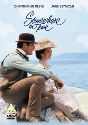 Somewhere In Time [DVD] -  CD OEVG The Fast Free Shipping