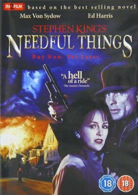 Needful Things [DVD] [1993] -  CD 88VG The Fast Free Shipping