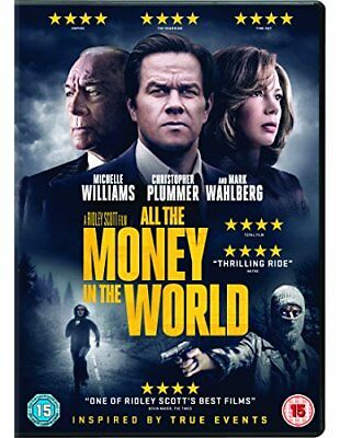 All The Money In The World [DVD] [2017] -  CD 74VG The Fast Free Shipping