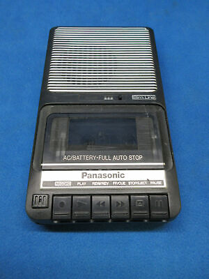 Vintage Panasonic RQ-2102 Slim Line Portable Cassette Player//Recorder *Working*