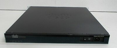 CISCO 2901 INTEGRATED Services Router 2901/K9 V02 With Licences