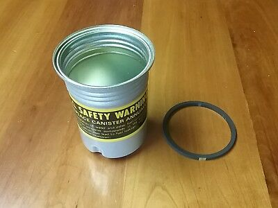 NEW FUEL CANISTER WITH GASKET VINTAGE. OMC #981911