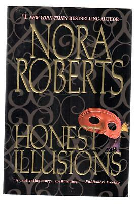 Honest Illusions by Nora Roberts 2002, Paperback