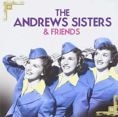 The Andrews Sisters & Friends, The Andrews Sisters, Very Good CD