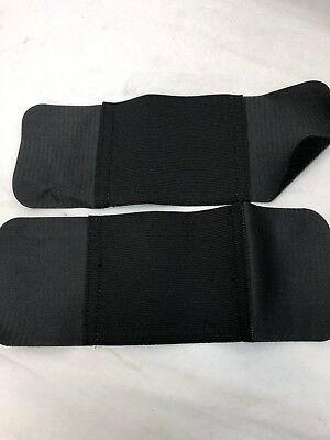 "x2 Eagle Industries 4"" Elastic Cummerbund PACA Soft Armor Carrier PC LBT Black"