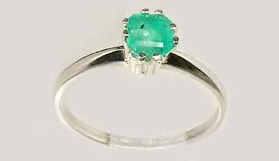 19thC Antique ½ct+ Colombia Emerald Gem of Ancient Roman General Lucullus 100BC