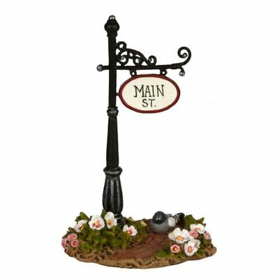 Wee Forest Folk - Main Street Sign Post A-49